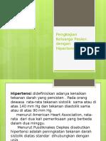 Pengkajian Keluarga Pasien Dengan Hipertensia