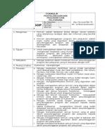 1.2.5.b Spo Formulir Penyelenggaraan Program Dan Pelayaanaan