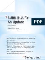 Dr. Rosadi - BURN INJURY, An Update