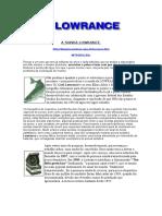 A Sonda Lowrance