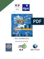 Forum Des Metiers de L'air