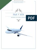 FAA Y ATA