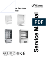 Display Case Service Manual
