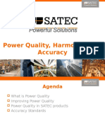 Power Quality Harmonics and Accuracy