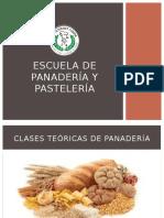 Ingredientes Fundamentales Para Panadería y Pastelería, Levaduras