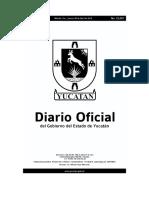Diario Oficial del Gobierno del Estado (28 de abril de 2016)
