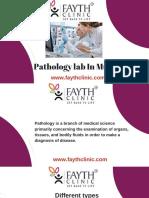 pathology lab in mumbai