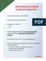 Puntos Clave Certificacion
