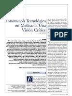 Portugal Aveiro  Innovación tecnológica en medicina  Una visión crítica