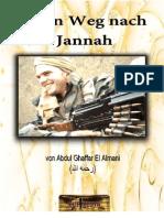 Schaheed Abdul Ghaffar al-Almani - Mein Weg Nach Jannah