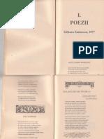 CORNELIU VADIM TUDOR-POEZII-ED.EMINESCU 1977