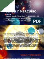 Venus Y Mercurio
