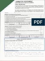 edfx report form