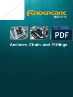Anchors Chain Fittings data