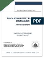 TCPO Pondicherry Internship
