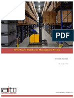 RFID in Warehouse Management