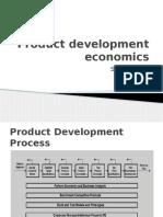 Product Development Economics (1)