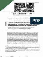 Introduccion Al GG en Revista Anthropos Huellas Del Conocimiento, IsSN 1137-3636, Nº 223, 2009 Págs. 92-105 (1)