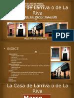 Casa La Riva 2015-II
