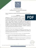 Reglamento Centro Documentación Sentidos