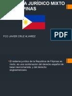 SISTEMA JURÍDICO MIXTO DE FILIPINAS.pptx