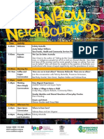 Rainbow Neighbourhood Program