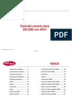 Spanish DS150E WIN7 User Guide V1.0