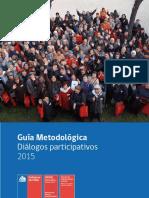 Guía Metodologica Diálogos Participativos