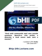 bHIP Brasil - bHIP Global Pré-Lançamento