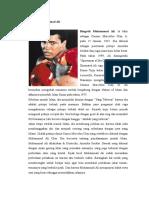 Biografi Muhammad Ali