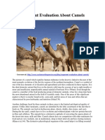 Argument Evaluation About Camels.pdf