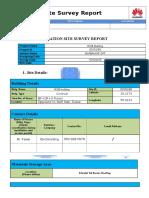 IDX5185 R338 Building Site Survey