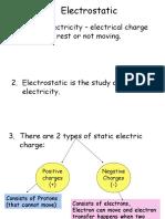 electrostatic 3