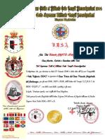 Certifica to Gp Montenegro