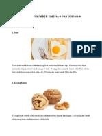 Makanan Sumber Omega.docx