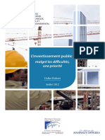 2012 14 Investissement Public