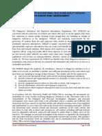 Guide to DSEAR Risk Assessment