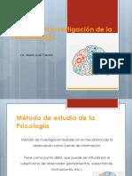 2º Clase Métodos y Estrategias de Investigación de La Psicobiología