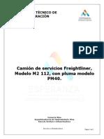 Infotec Camión Freightliner