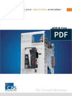 Air Circuit Breaker Product Catalogue and ACB Price List - Shopelect