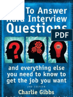[BL] How to Answer Hard Interview Questions