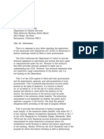 US Department of Justice Civil Rights Division - Letter - tal588