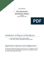 Wordpress User Manual