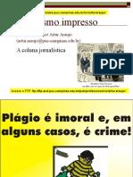 A Coluna Jornalistica