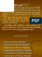 Ppt on Money Market