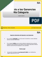 Material Impuesto a Las Ganancias Version 7 0 - Julio 2015