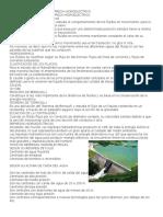 Funcionamiento de Una Represa Hidroelectrica