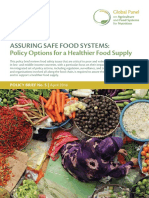 GP Food Safety Brief 1