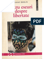 02. Berlin Doua Concepte de Libertate