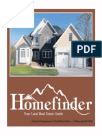 McDowell Homefinder May 2016